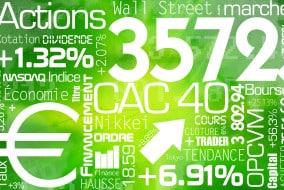 Bourse au vert